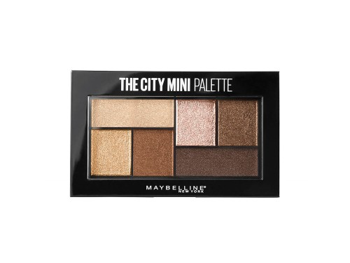 Maybelline - The City Mini Palettes Rooftop Bronzes