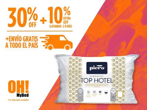 Almohada  Piero Top Hotel 70x50