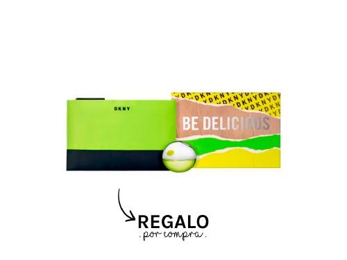 Donna Karan - Be Delicious EDP 30 ml + Porta Cosmetico Verde