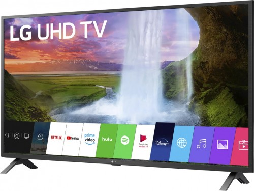 "Smart Led TV 4K 43"" LG 43UN7310"