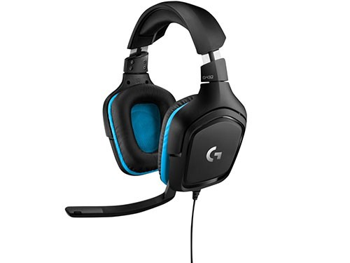Auriculares G432 para juegos Logitech G