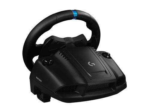 Volante de carreras y pedales G923 para PS4 PS5 y PC Logitech G