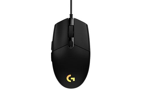 Mouse G203 Lightsync para juegos Logitech G