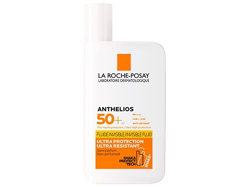 LA ROCHE-POSAY ANTHELIOS FPS50+ FLUIDO INVISIBLE X 50ML