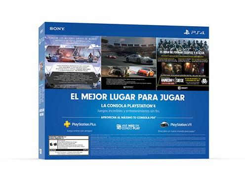 Sony PlayStation 4 Slim 1 TB - Mega Pack 16