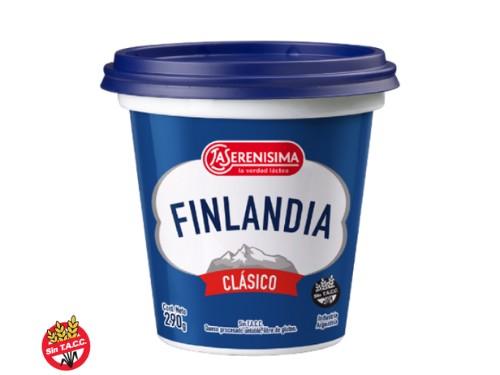 Queso Crema Finlandia Clásico X 290g