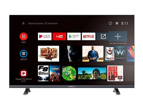 "Smart Tv Noblex Android Fhd 43"""