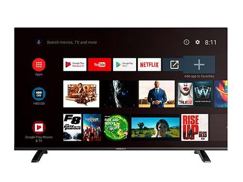 "Smart Tv Noblex Android 4k 50"""