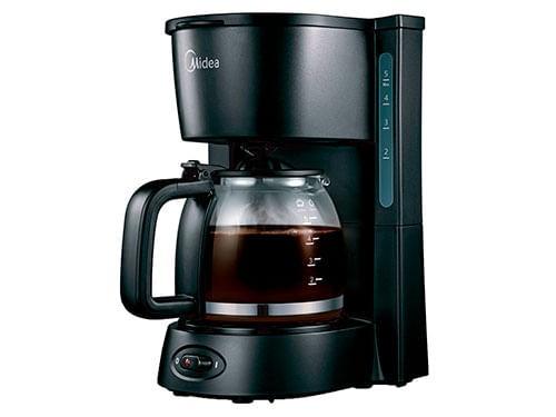 Midea Cafetera Negra 650w 0,75 Lt