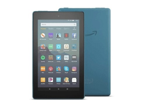 Tablet Fire 7 2019 16gb Twilight Blue 1gb Amazon