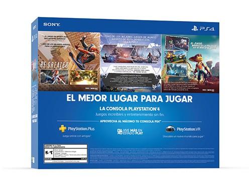Sony PlayStation 4 Slim 1 TB - Mega Pack 15