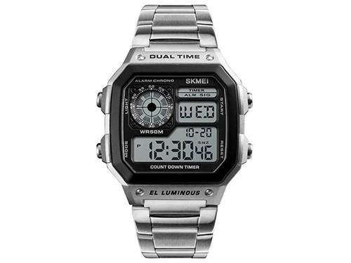 Skmei Reloj Digital Hombre Elegante Inteligente Sumergible