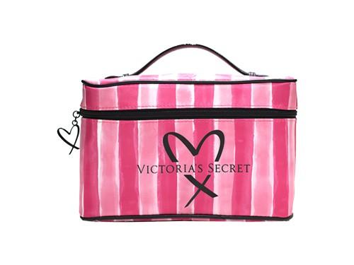 Porta Cosmetico Victoria's Secret Train Case Light Pink
