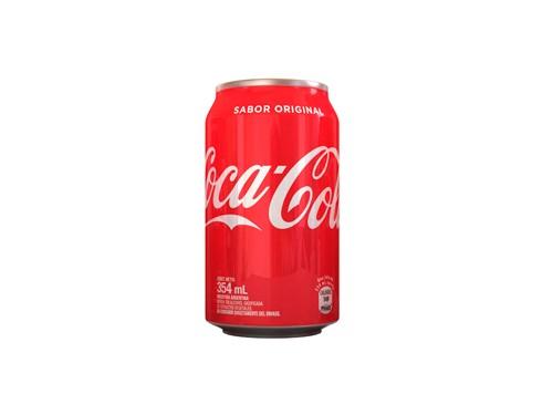 6 Coca-Cola Sabor Original 354 ml
