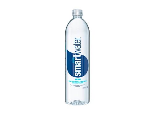 6 Smart Water sin gas 1.5 lt