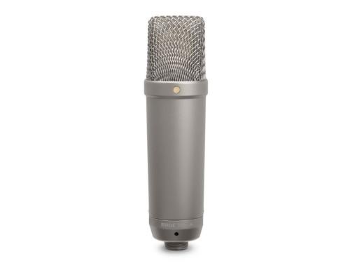 Set de Micrófono Condenser de estudio Rode NT1-A