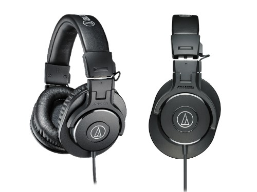 Auriculares cerrados de estudio ATH-M30 X