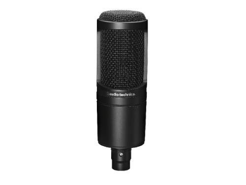 Micrófono Condenser de estudio cardioide AT2020