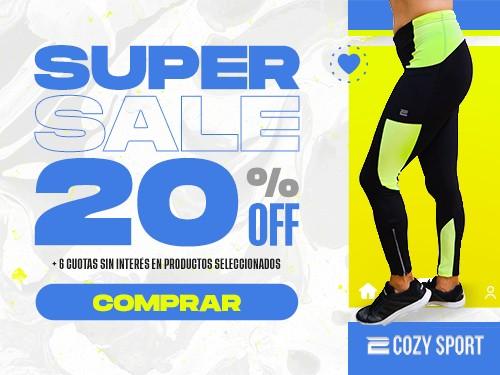 Calzas largas dama running trainning Cozy Sport