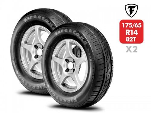 2 Neumáticos Firestone F600 82T 175/65 R14
