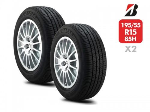 2 Neumáticos Bridgestone Turanza Er30 85H 195/55 R15