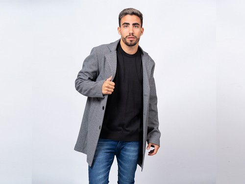 Saco ESPIGADO  - TRIBU DE JAH -