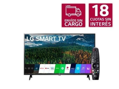 Smart TV Full HD 43´´ - WEB OS