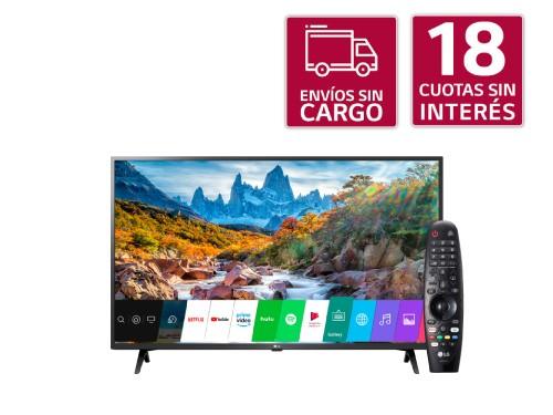 "Ultra HD Smart TV 50"""