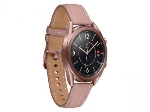 Smartwatch Samsung Galaxy Watch3 Bluetooth 41mm Mystic Bronze SM R850Z