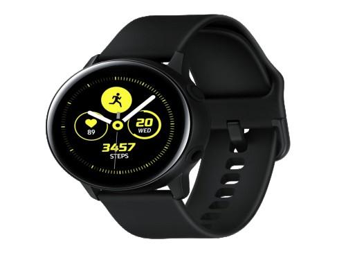 Smartwatch Samsung Galaxy Watch Active Black SM R500NZKAARO Reloj