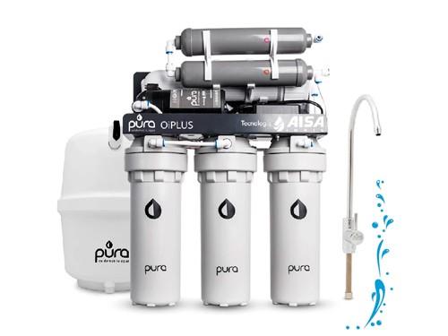 Planta Purificadora Agua Mineralizada Ósmosis Inversa 6 etapas