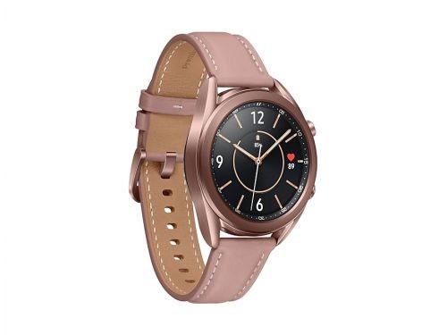 Reloj Smartwatch Samsung Galaxy Watch3 Mystic Bronze SM-R850NZDAARO