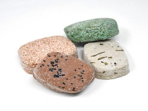 Exfoliante corporal sólido (sin conservantes ni parabenos)