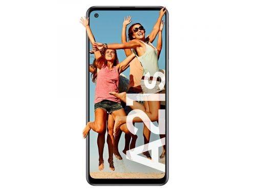 Celular Samsung Galaxy A21s 128 Gb Blanco 4 Gb Ram  SM-A217MZWMARO