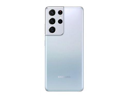 Celular Samsung Galaxy S21 Ultra 5G 256 12GB Silver SM-G998BZSMARO