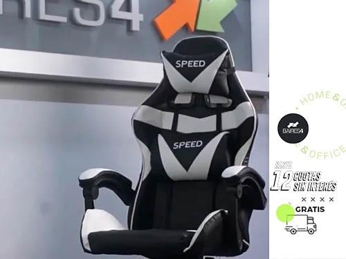 Sillón Gamer Speed Racing BAIRES4
