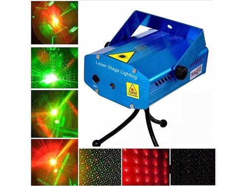 Laser Lluvia Multipunto Tripode + Fuente