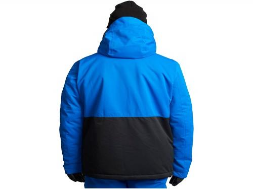 Campera Fifty 50 Snowboard Jacket Azul Royal Hombre