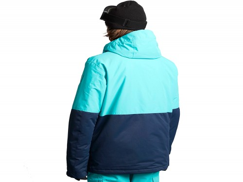 Campera Fifty 50 Snowboard Jacket Celeste Hombre