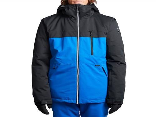 Campera Snow All Day Azul Hombre
