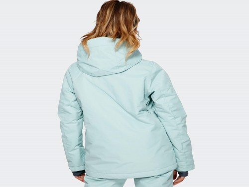 Campera Sula Snowboard Jacket Celeste Mujer