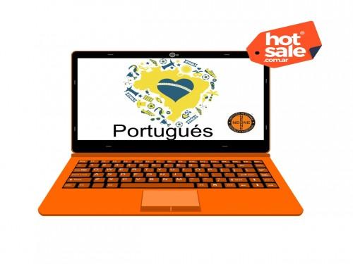 Curso Portugués Nivel Inicial 1 mes y matricula bonificada
