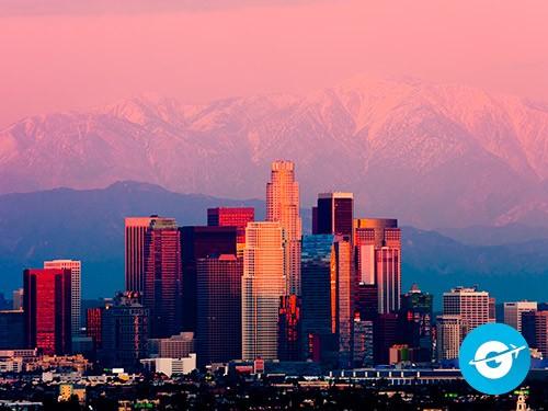 Vuelo a Los Ángeles en oferta. Pasaje Aéreo barato a Estados Unidos.