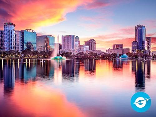 Vuelo a Orlando en oferta. Pasaje Aéreo barato a Estados Unidos. EEUU
