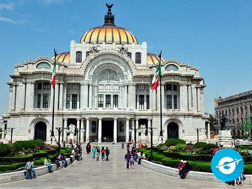 Vuelo a Ciudad de México en oferta. Pasaje Aéreo barato a México