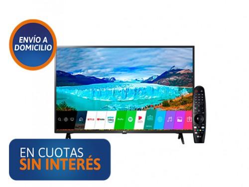 Tv Led 43 Lg 43LM6350PSB Smart FHD Magic