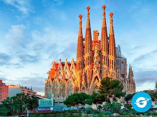 Vuelo a Barcelona en oferta. Pasaje Aéreo barato a Barcelona, España