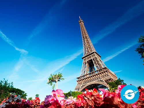 Vuelo a París en oferta. Pasaje Aéreo barato a París. Francia. Europa