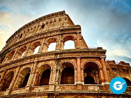 Vuelo a Roma en oferta. Pasaje Aéreo barato a Roma, Italia. Europa