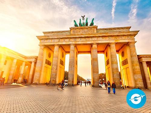 Vuelo a Berlin en oferta. Pasaje Aéreo barato a Alemania. Europa